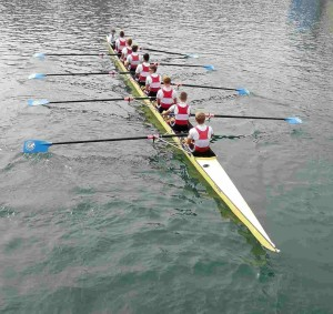 types of rowing machines