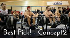 best pick rowing machine